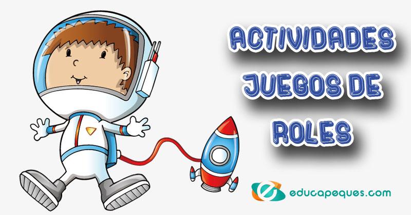 actividades juegos roles