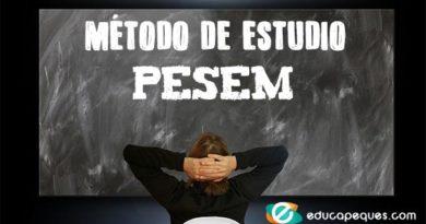 Pesem educación ¿Qué es el método de estudio PESEM?