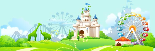 el jardin de los niños, triptico de la infancia