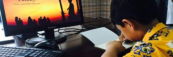 aulas virtuales en la infancia