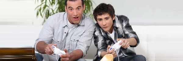 Consejos para ayudar a un hijo adicto a los videojuegos
