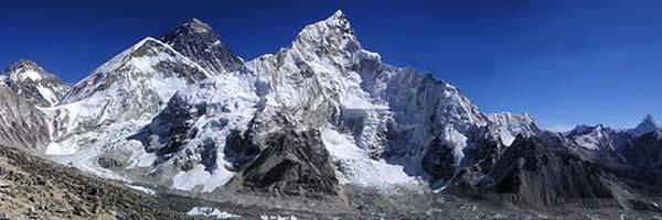 ¿Cuáles son las montañas más altas del mundo?