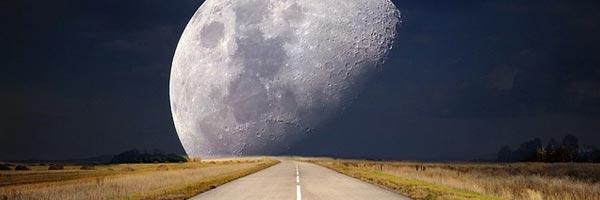 Por qué siempre vemos la misma cara de la Luna