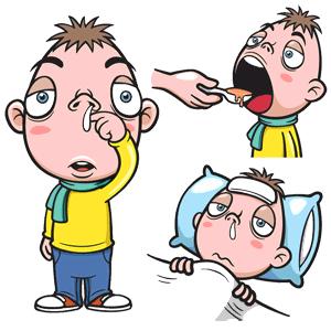 evitar que un niño se resfrie