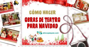 Teatro de navidad para niños