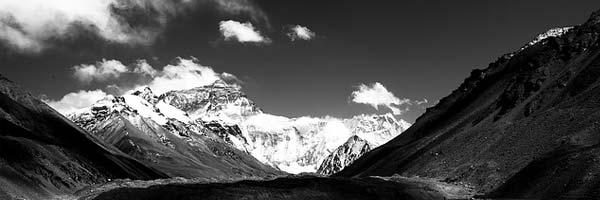 Lista de las montañas más altas del mundo