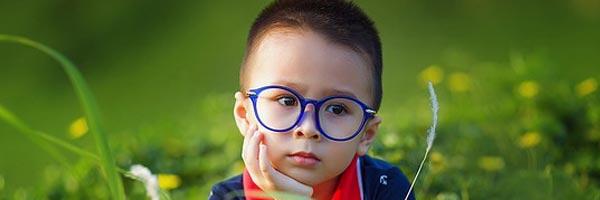enseñar a usar gafas