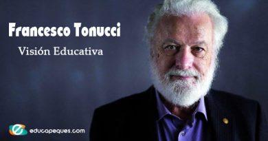 Quién es Francesco Tonucci: Visión educativa