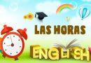 Aprender las horas en inglés para niños