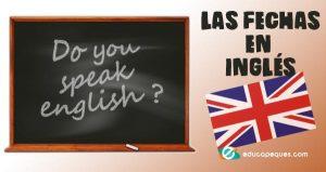 Fechas en inglés, Los días de la semana en inglés, los meses del año del inglés, Los días de la semana en inglés pronunciación
