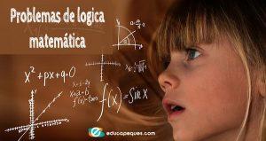 ejercicios de lógica matemática para niños