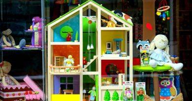 Los juguetes educativos ayudan a los niños a desarrollar habilidades