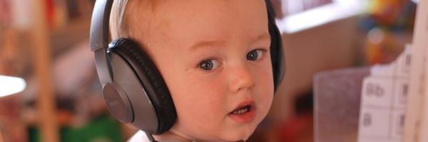 música para bebes