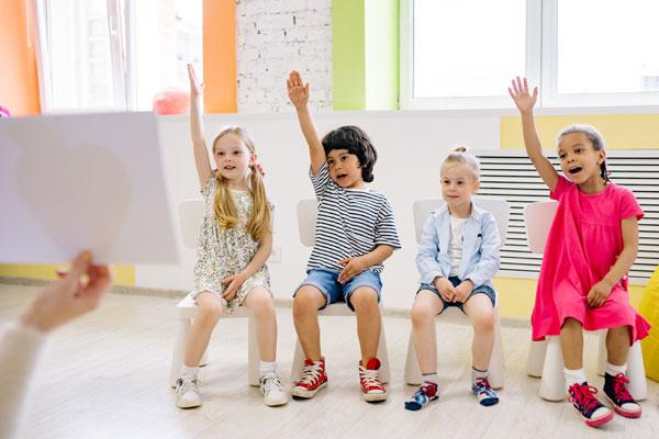 Niños con ansiedad en el colegio