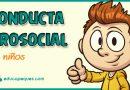 Beneficios de la Conducta Prosocial en los niños