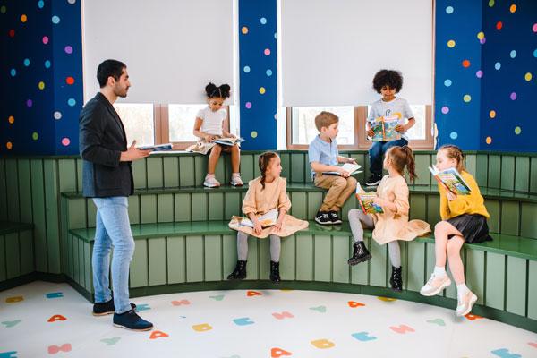 Ideas para relajar a niños con ansiedad