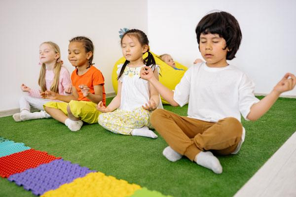 Juegos para calmar la ansiedad en niños