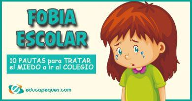 Fobia escolar: Como enseñar a los niños a superar el miedo a la escuela
