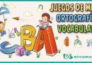 Juegos ortografía ➤ Juegos de mesa para aprender ortografía y vocabulario