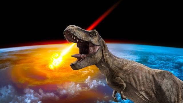 Los meteoritos y la desaparición de los dinosaurios