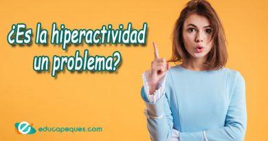 ¿Es la hiperactividad un problema?