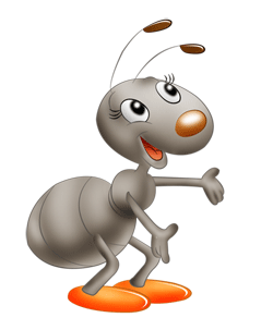 cuento de las hormigas