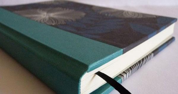 encuadernación libro