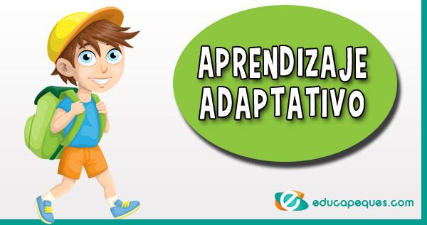 aprendizaje adaptativo