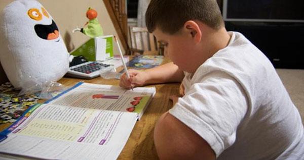 obesidad infantil, bajo rendimiento académico