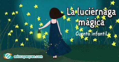 La luciérnaga mágica ⇨ Un cuento para descubrir las propias capacidades y autovalor