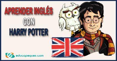 Motivar a los niños para aprender inglés con Harry Potter