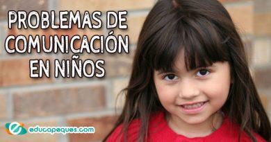 Problemas de comunicación en niños