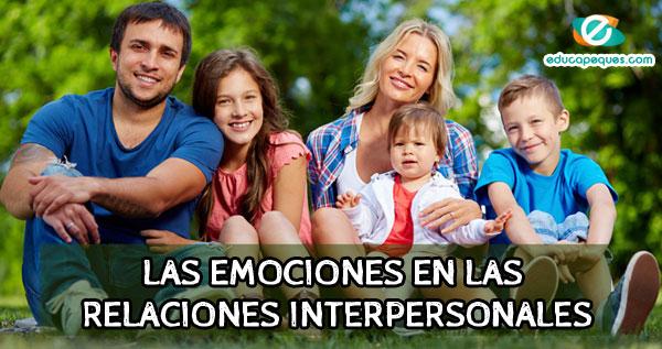 relaciones interpersonales, inteligencia interpersonal