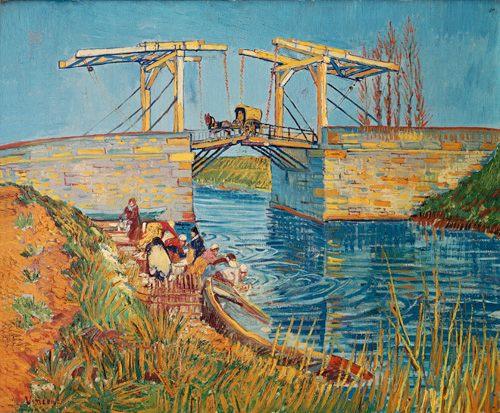 el puente cuento