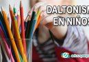 Cómo detectar el daltonismo en niños