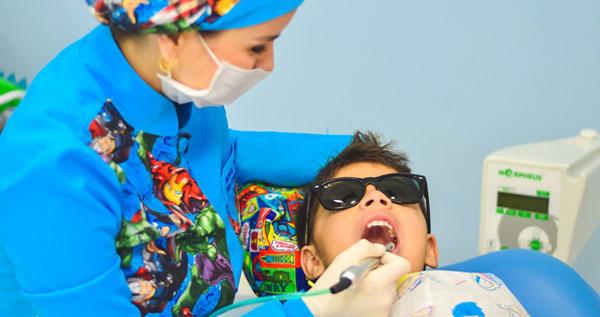 dentistas niños