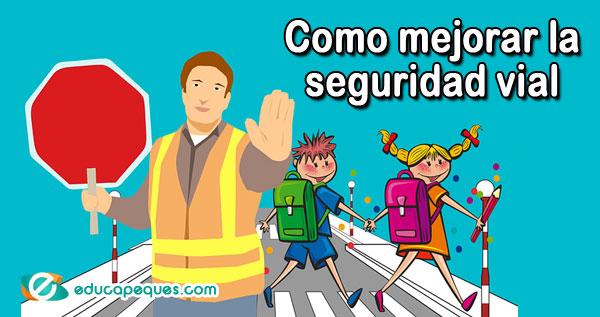mejorar la seguridad vial