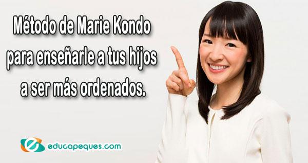 Método de Marie Kondo