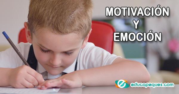 motivación y emoción