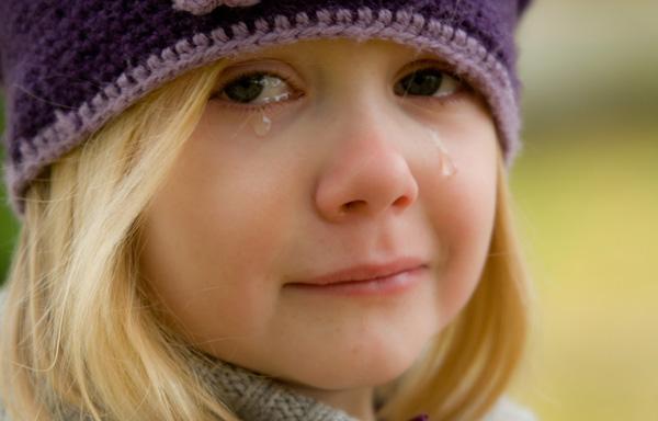 tristeza, hijos tristes