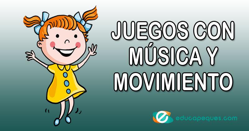 Juegos Con Música Y Movimiento Para Niños Durante La Cuarentena