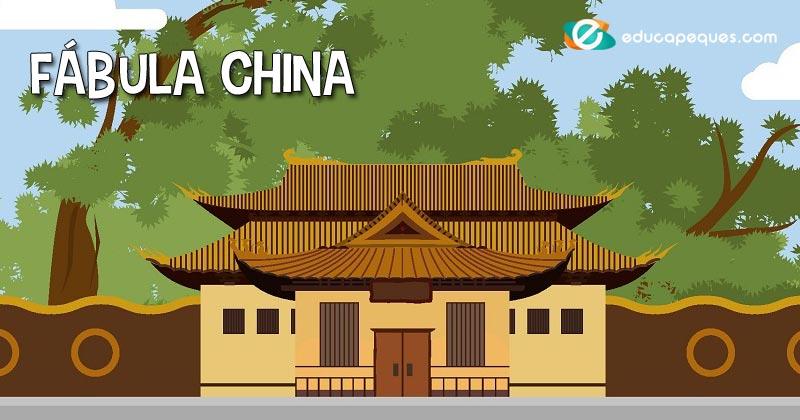 fábula china