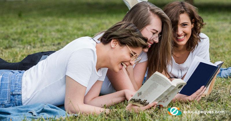 animar a los jóvenes a la lectura