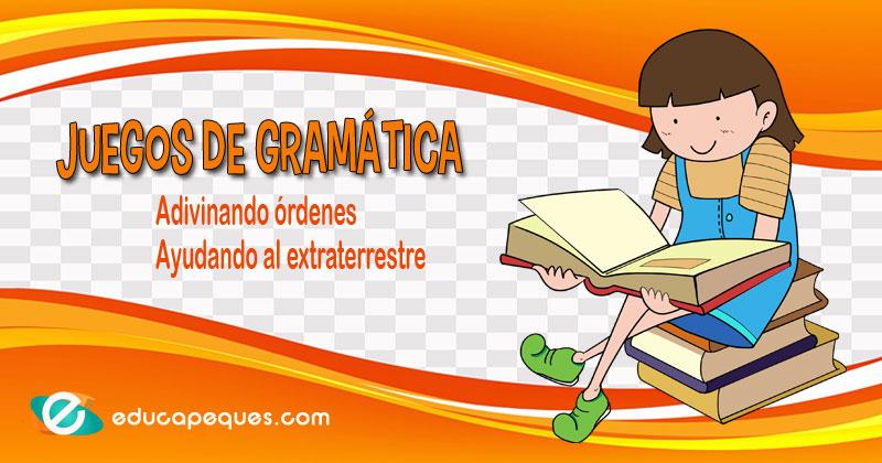 juegos de gramática