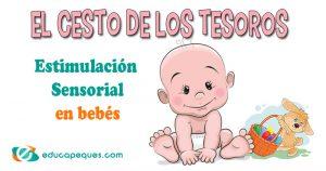 estimulación sensorial en bebés