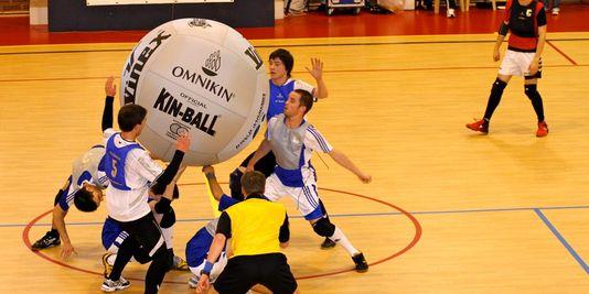 Juego del Kin-Ball