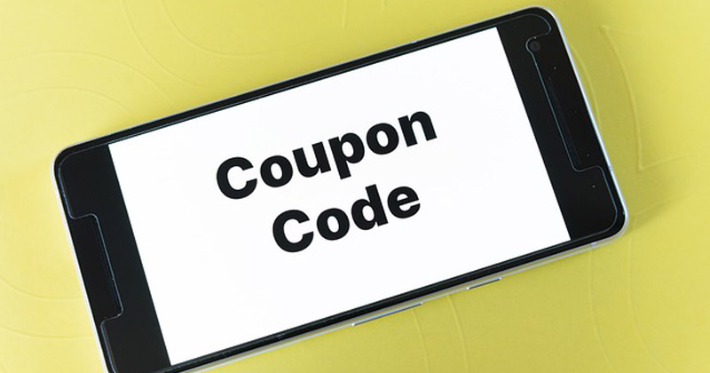 cupon code