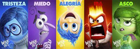 personajes inside Out