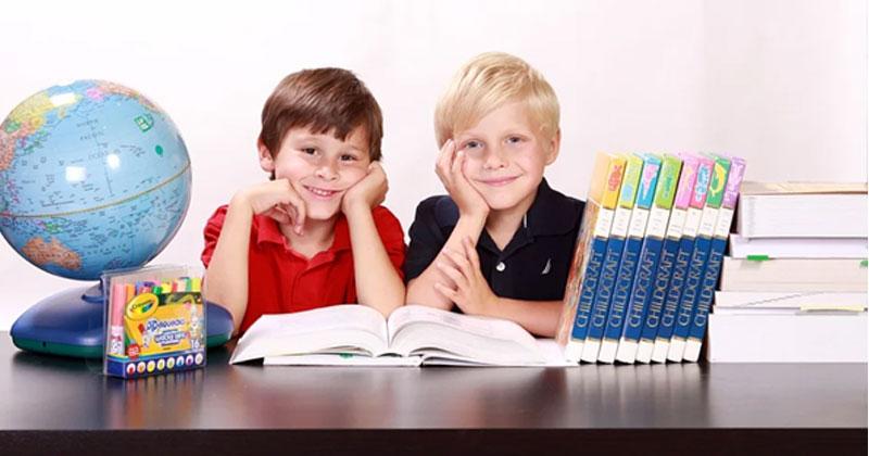 aprendizajes niños