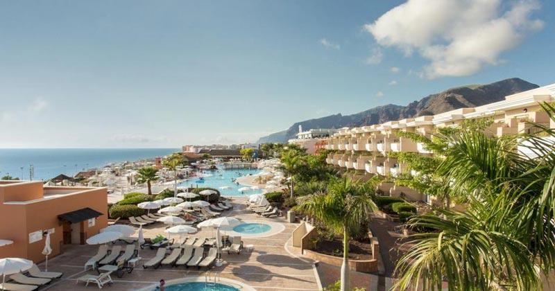 Landmar Costa Los Gigantes, tu hotel en Tenerife Sur